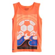 Boys 4-10 Jumping Beans® Active Playcool Muscle Tank Top