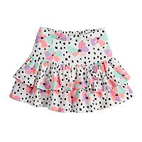 Girls 4-10 Jumping Beans® Tiered Tulip Skort