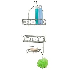 Home Basics Seville Shower Caddy