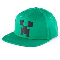 Boys Minecraft Cap