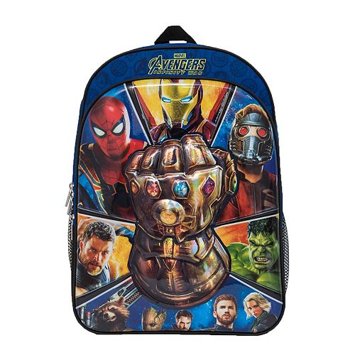 49f1aea87b Kids Marvel Avengers  Infinity War Backpack