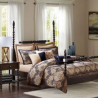 Madison Park Signature Wellington Comforter Set