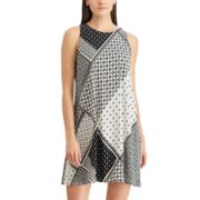 Women's Chaps Print Sheath Dress