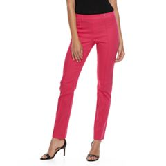 Women's Utopia by HUE Pintucked Twill Leggings
