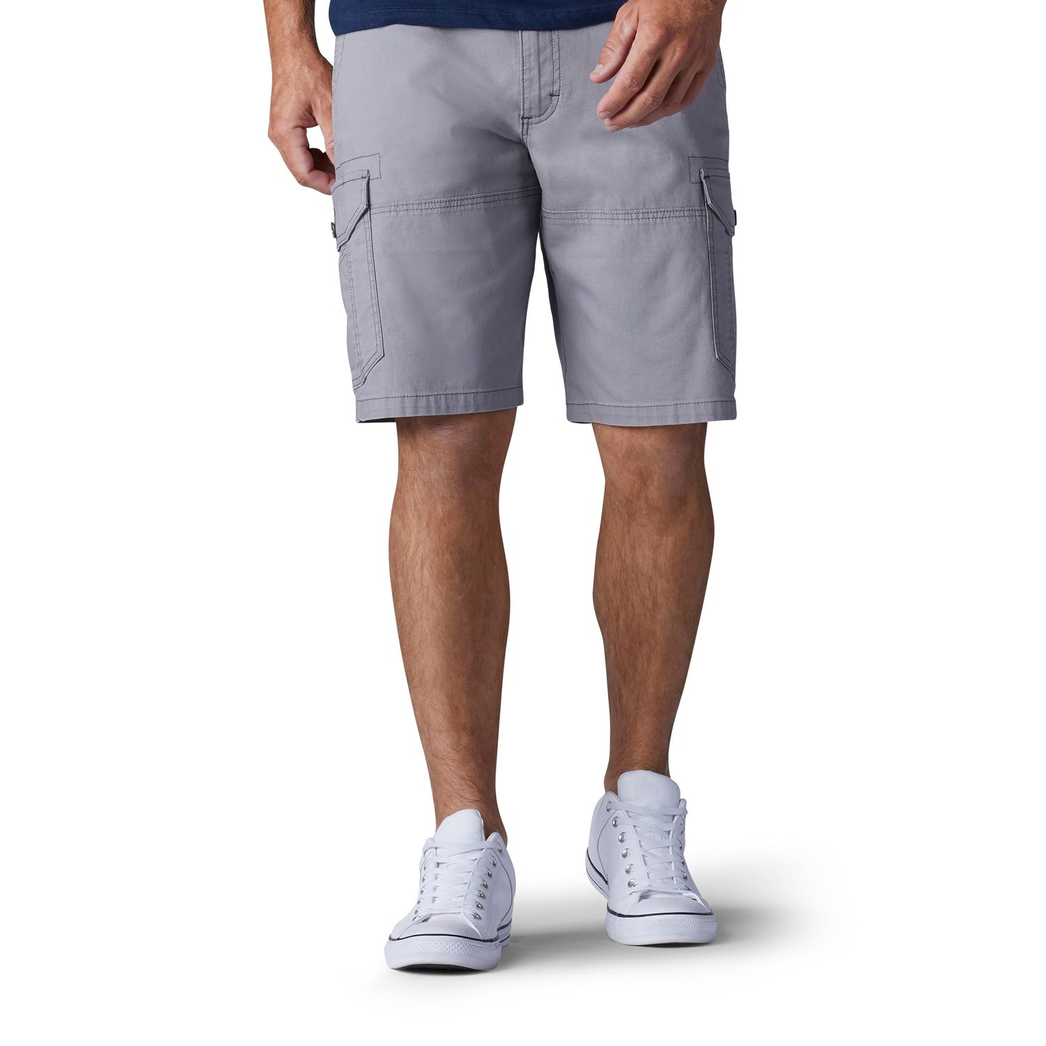Big \u0026 Tall Lee Relaxed-Fit Swope Cargo Shorts