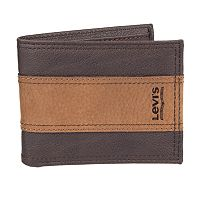 Men's Levi's RFID-Blocking Extra Capacity Traveler Wallet