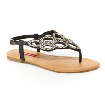 Unionbay Essex Women's ... Rhinestone Sandals