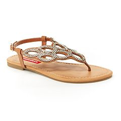 Unionbay Essex Women's Rhinestone Sandals