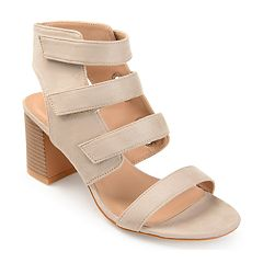 Journee Collection Perkin Women's High Heel Sandals