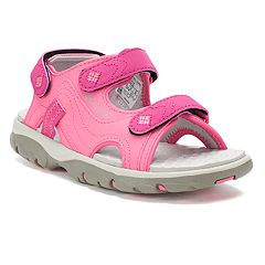 Columbia Castlerock Girls' Waterproof Sandals