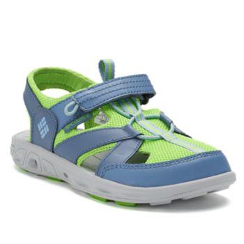 Columbia Techsun Wave Boys' Water-Resistant Fisherman Sandals
