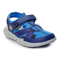 Columbia Techsun Wave Boys' Water-Resistant Fisherman Sandals