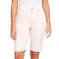 Women's Gloria Vanderbilt Amanda Bermuda Jean Shorts