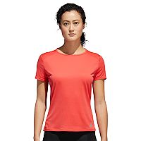 Women's adidas Run Short Sleeve Tee