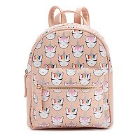 Glitter Unicorn Mini Backpack