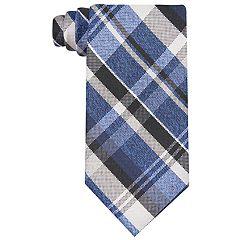 Men's Croft & Barrow® Patterned Knit Skinny Tie