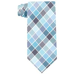 Men's Croft & Barrow® Dakota Plaid Tie