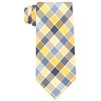 Men's Croft & Barrow® Dakota Plaid Tie