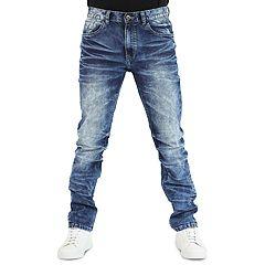 Men's True Luck Camden Slim-Fit Jeans