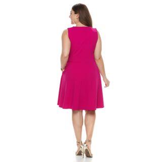 Plus Size Apt. 9® Strappy Dress