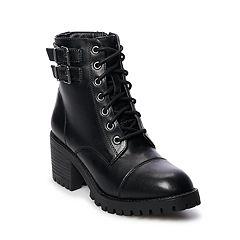 madden NYC Hazie Women's Combat Boots