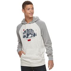 Men's Levi's Digs Fleece Pull-Over Hoodie