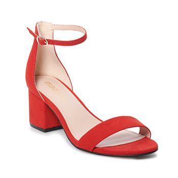 fdcf454d2b99 madden NYC Isabel Women s Block Heel Dress Sandals