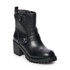 madden NYC Hatch Women's Combat Boots