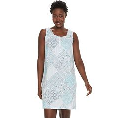 Women's Croft & Barrow® Printed Nightgown
