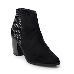 madden NYC Rain Women's High Heel Ankle Boots