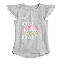 Toddler Girl Jumping Beans® Rainbows Graphic Tee