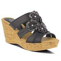 Spring Step Rositsa Women's Wedge Sandals