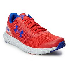 d5b0cfbb2f2f7 Under Armour Surge Grade School Boys' Running Shoes. Black White Pitch Gray  White Dark Blue Mod ...
