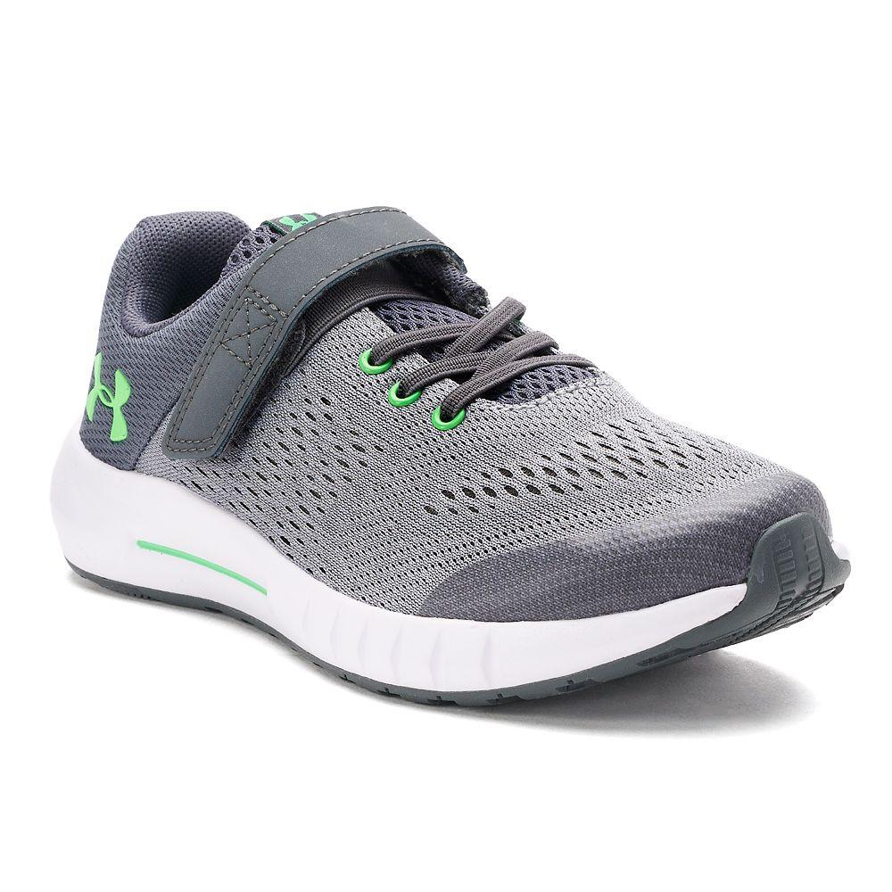 b8b8602702dd Under Armour Pursuit Preschool Boys  Sneakers
