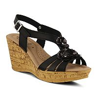 Spring Step Teomina Women's Wedge Sandals