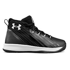 Under Armour Lockdown 3 Preschool Kids' Basketball Shoes