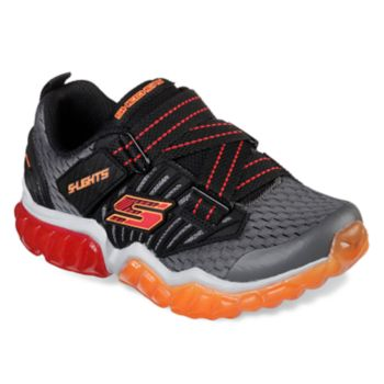 Skechers S Lights Rapid Flash Boys' Light Up Sneakers