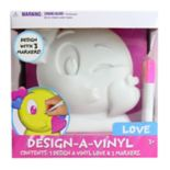 Tara Toy Design a Vinyl Love Emoji