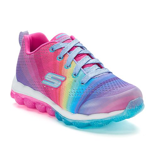Skechers Skech Air Rainbow Drops Girls' Sneakers