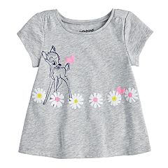 Disney's Bambi Baby Girl Graphic Swing Tee by Jumping Beans®