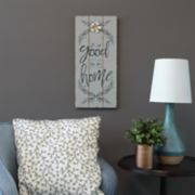 Stratton Home Decor Rustic Farmhouse Wall Decor