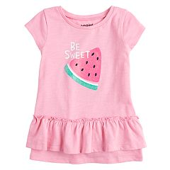 Toddler Girl Jumping Beans® 'Be Sweet' Watermelon Graphic Tee