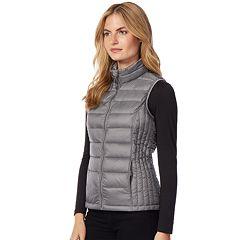 Women's HeatKeep Solid Down Puffer Vest