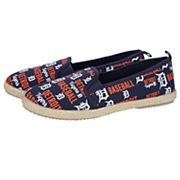 Women's Forever Collectibles Detroit Tigers Espadrilles