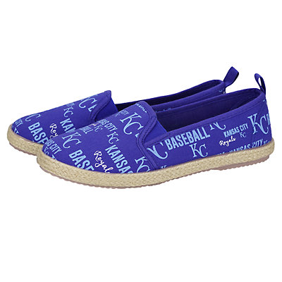 Women's Forever Collectibles Kansas City Royals Espadrilles