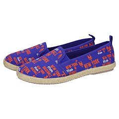 Women's Forever Collectibles New York Mets Espadrilles
