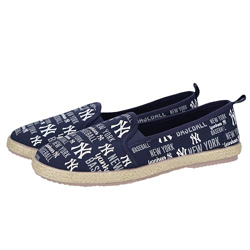 Women's Forever Collectibles New York Yankees Espadrilles