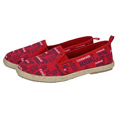 Women's Forever Collectibles St. Louis Cardinals Espadrilles