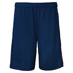 Boys 8-20 Cleveland Indians Caught Looking Shorts