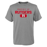 Boys 4-18 Rutgers Scarlet Knights Property Of Tee